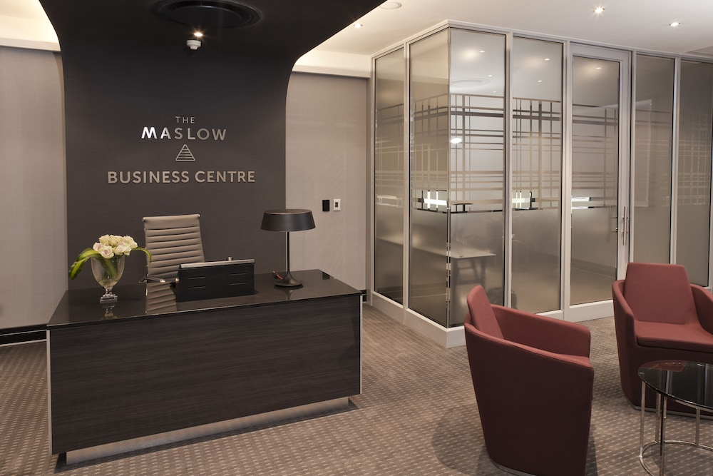 Business Center, The Maslow Hotel, Sandton