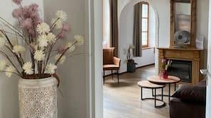 Daunenbettdecken, Schreibtisch, Verdunkelungsvorhänge, kostenloses WLAN
