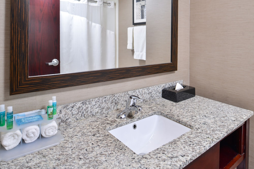 Bathroom, Holiday Inn Express Canandaigua - Finger Lakes, an IHG Hotel