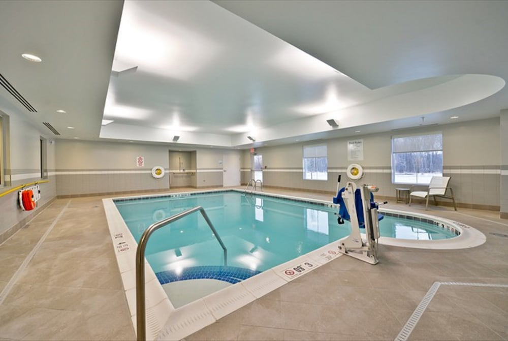 Indoor Pool, Holiday Inn Express Canandaigua - Finger Lakes, an IHG Hotel