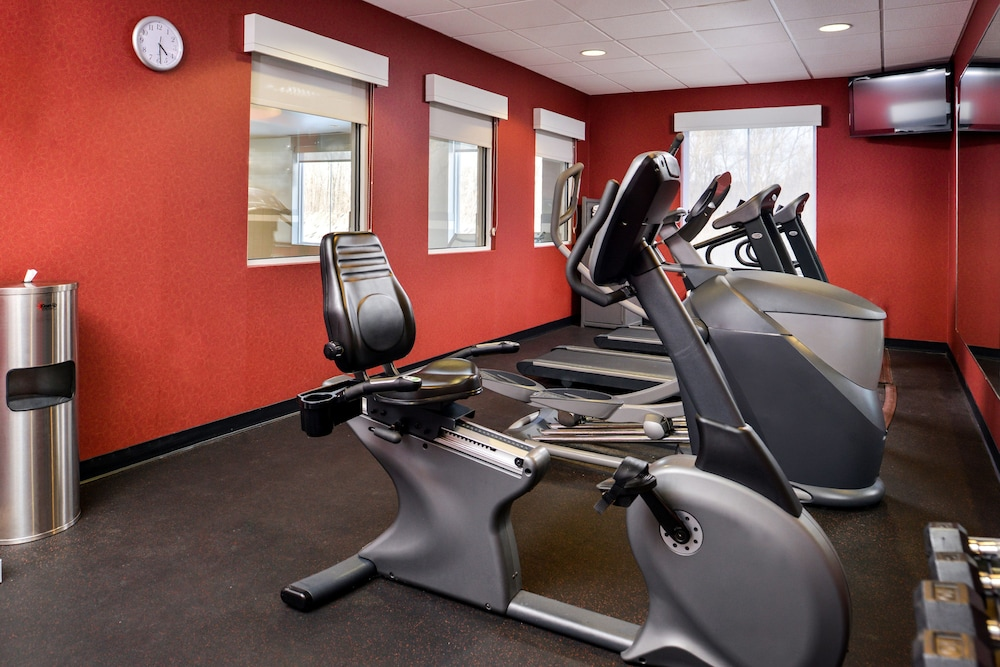 Fitness Facility, Holiday Inn Express Canandaigua - Finger Lakes, an IHG Hotel