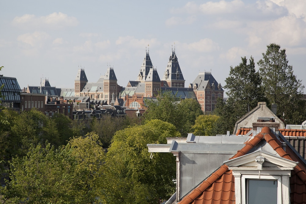 View from Property, Sir Albert Hotel Amsterdam