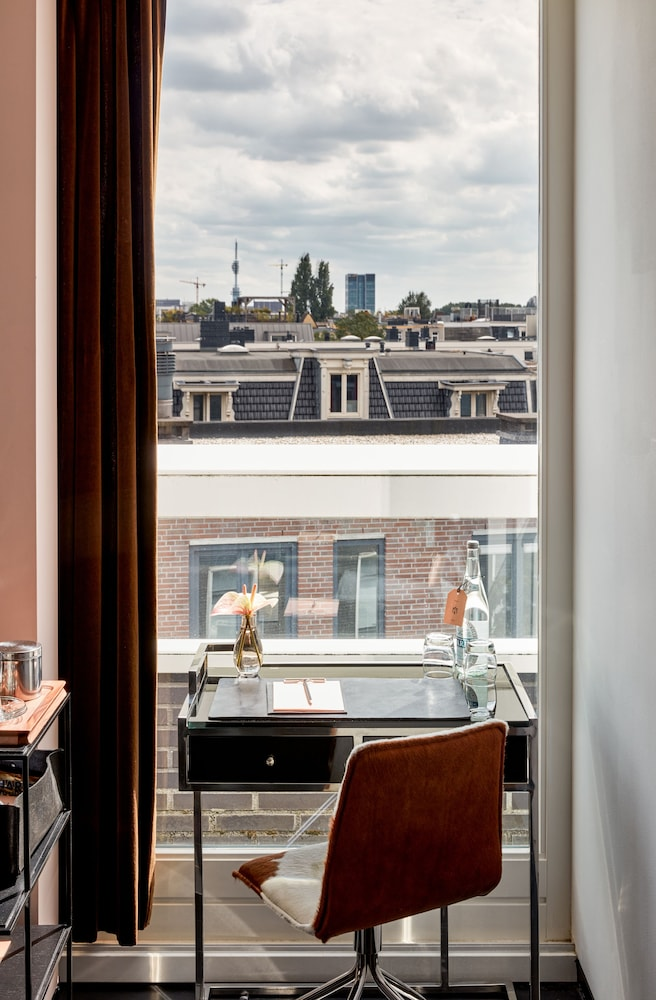 View from Room, Sir Albert Hotel Amsterdam
