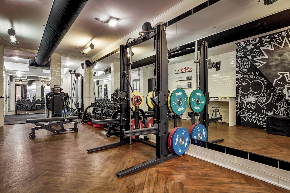 Fitness Facility, Sir Albert Hotel Amsterdam