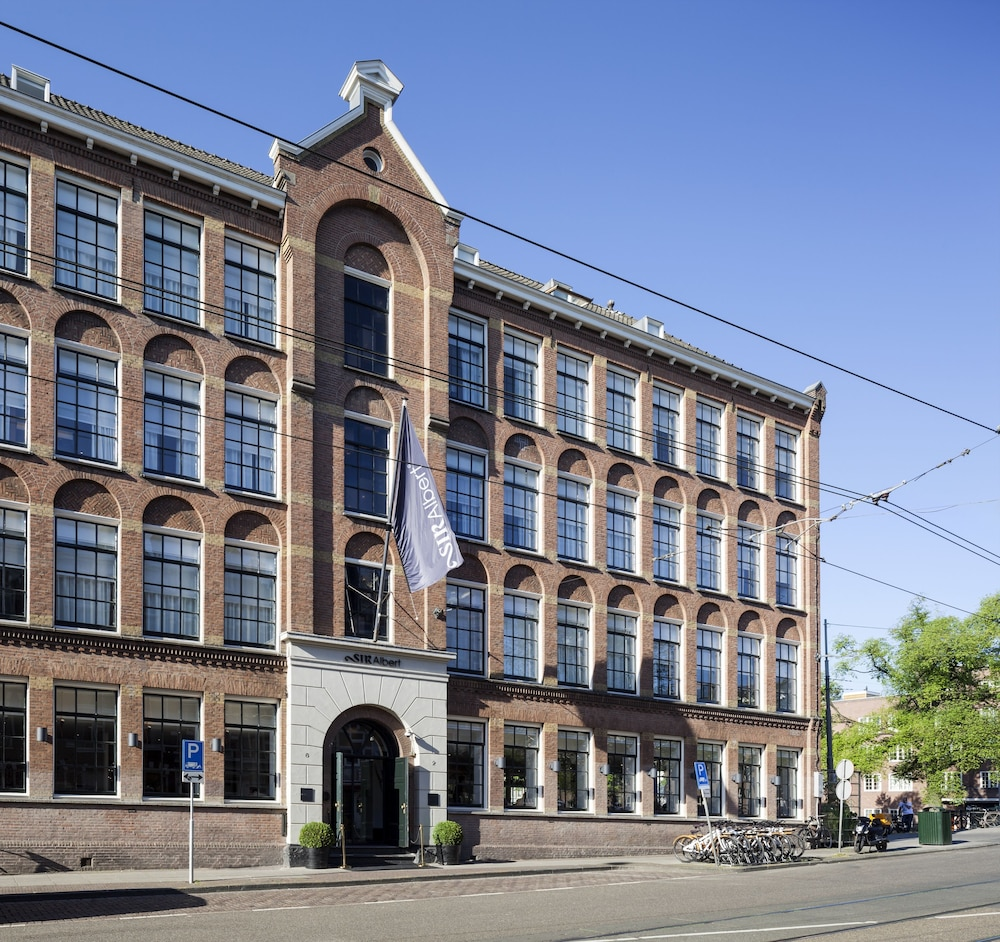 Sir albert hotel amsterdam in amsterdam hotel rates for Amsterdam hotel