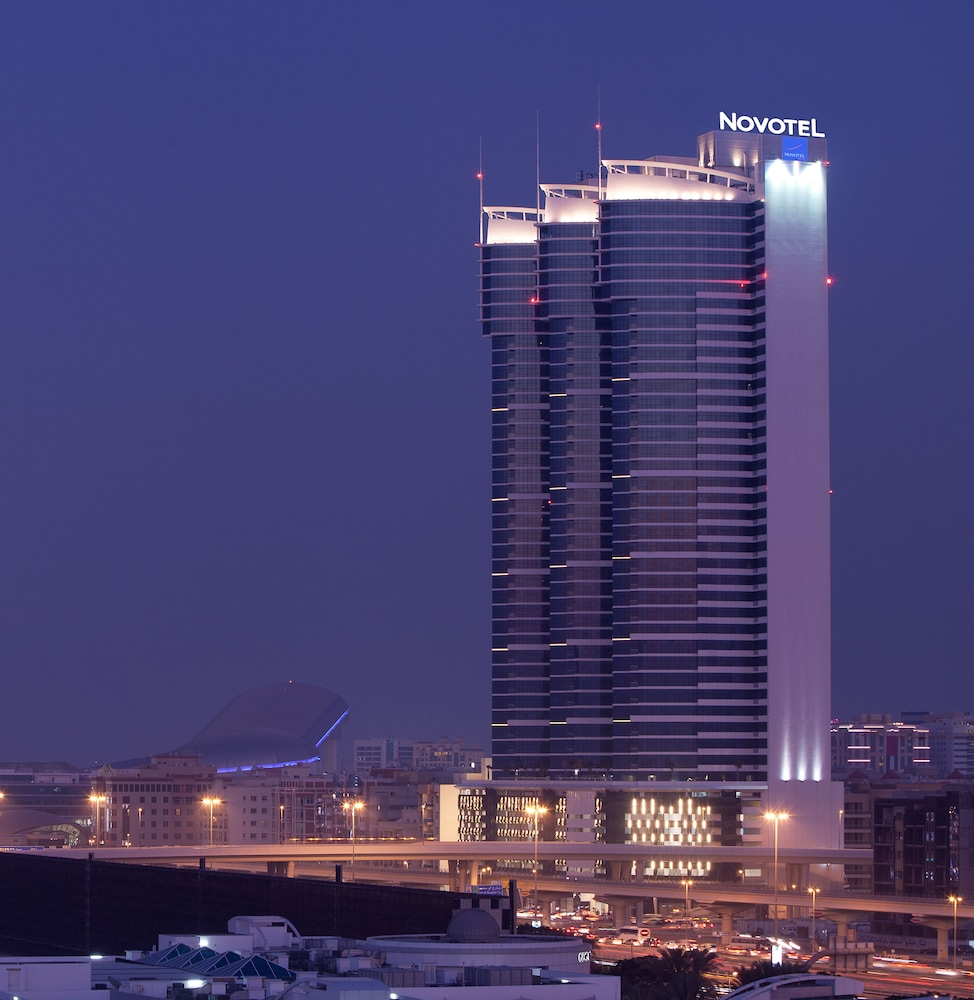 View from Property, Novotel Dubai Al Barsha