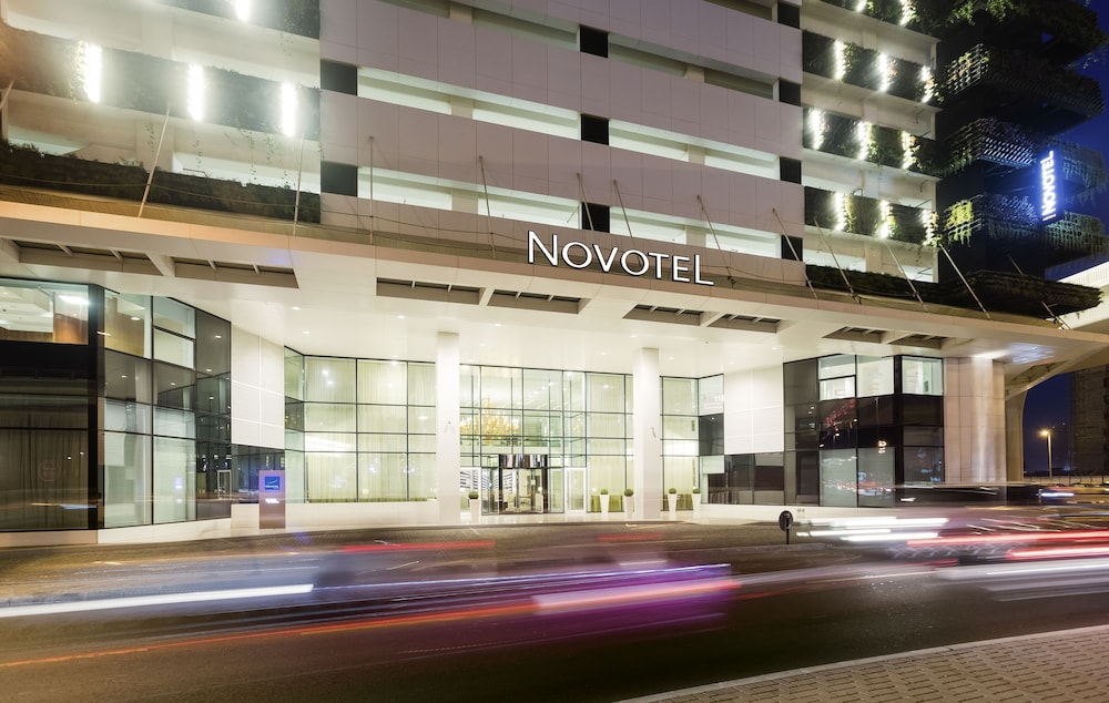 Front of Property - Evening/Night, Novotel Dubai Al Barsha