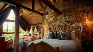 埃及棉床單、設計自成一格、免費 Wi-Fi、床單