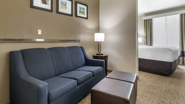 Comfort Suites Waco North - Near University Area