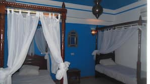Egyptian cotton sheets, in-room safe, individually furnished