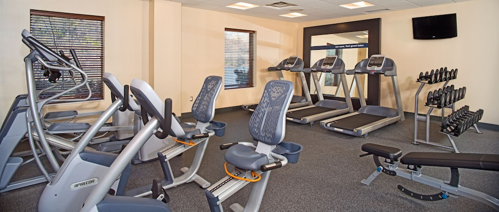 Gym, Hampton Inn & Suites Pittsburgh/Waterfront-West Homestead,PA