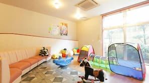 兒童主題客房