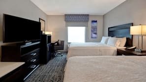Premium bedding, in-room safe, iron/ironing board, rollaway beds