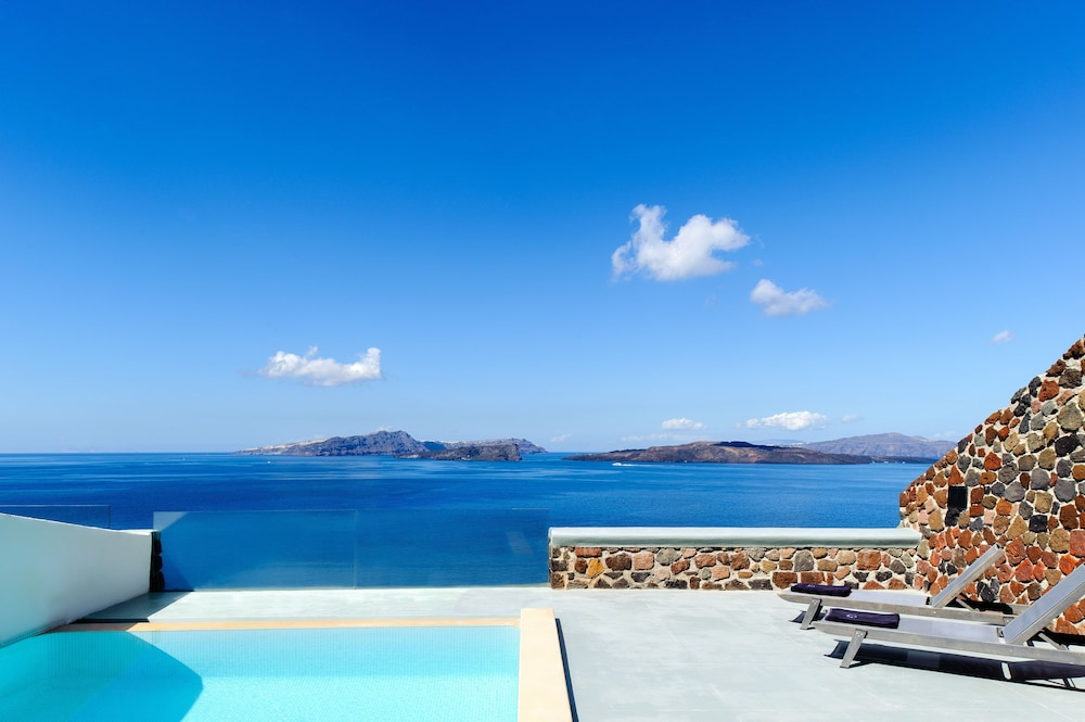 Balcony View, Ambassador Aegean Luxury Hotel and Suites