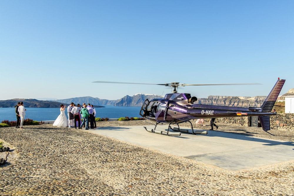 Helicopter/Plane Tours, Ambassador Aegean Luxury Hotel and Suites