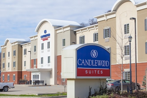 Great Place to stay Candlewood Suites Logan near Logan