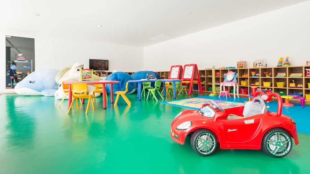 Children's Play Area - Indoor, The Naka Phuket