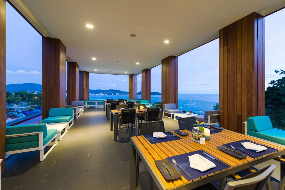 Breakfast Area, The Naka Phuket
