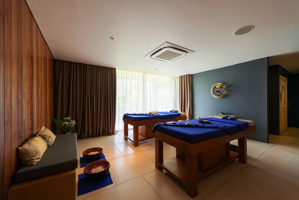 Treatment Room, The Naka Phuket