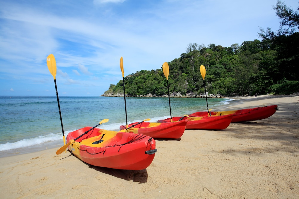 Kayaking, The Naka Phuket