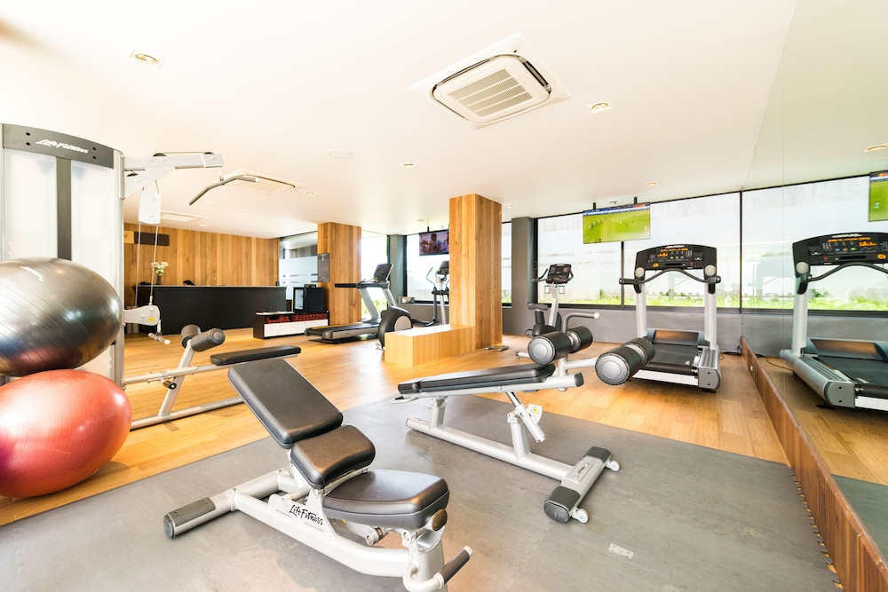 Gym, The Naka Phuket