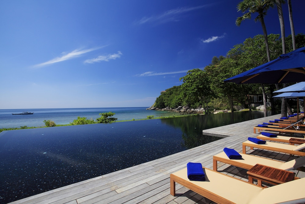 Infinity Pool, The Naka Phuket