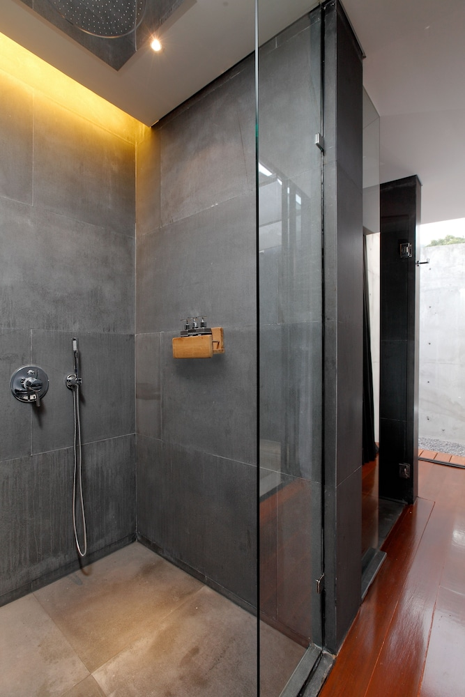 Bathroom Shower, The Naka Phuket