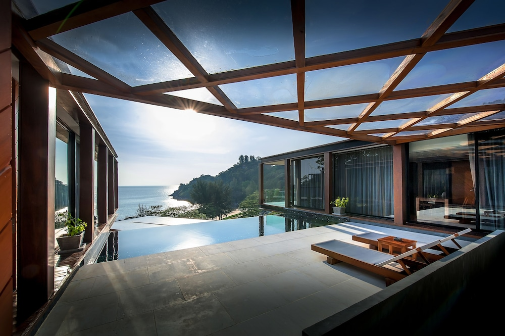 Terrace/Patio, The Naka Phuket
