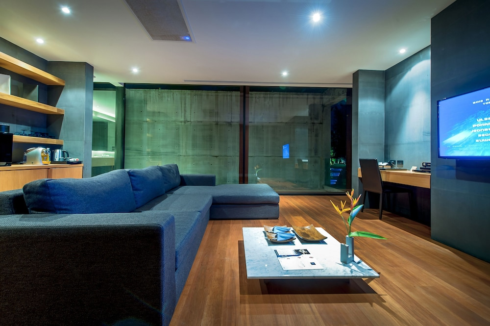 Living Area, The Naka Phuket