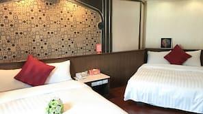 1 間臥室、窗簾、熨斗/熨衫板、免費嬰兒床