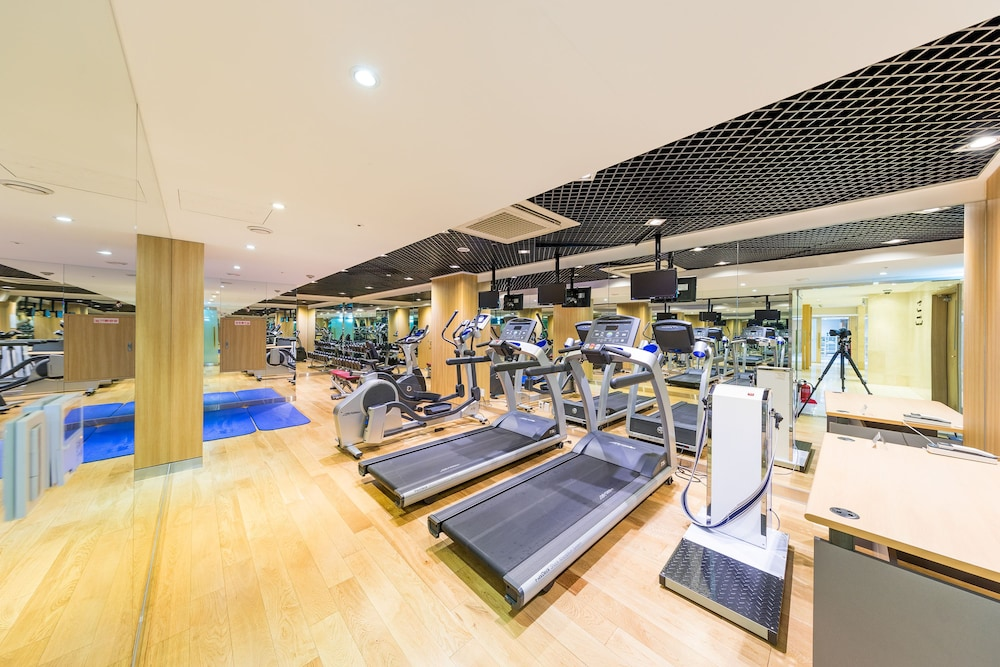 Fitness Facility, Center Mark Hotel