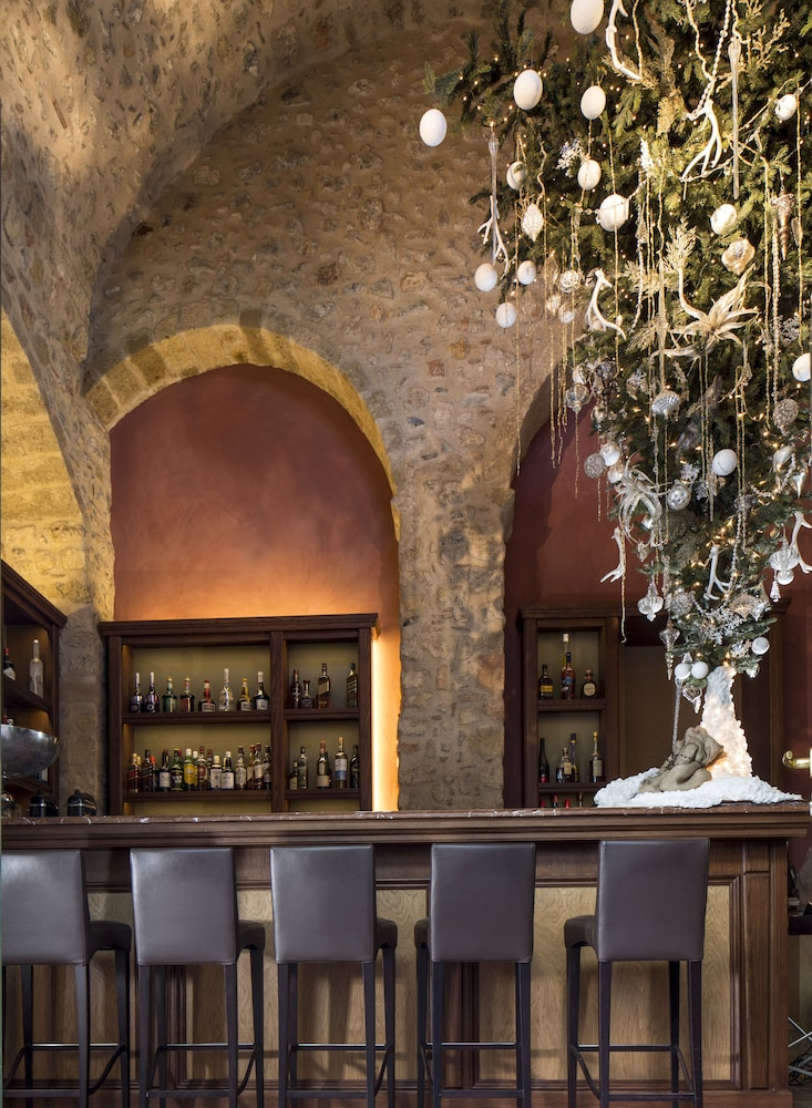 Bar, Moni Emvasis Luxury Suites