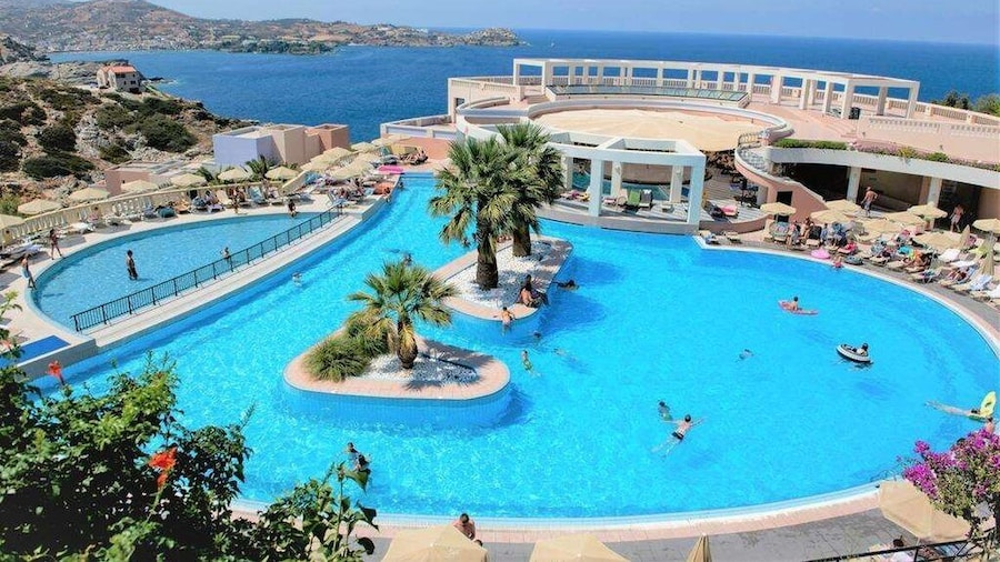 CHC Athina Palace Resort & Spa – All Inclusive