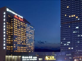 Wyndham Grand Plaza Royale Colorful Yunnan Kunming