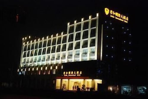 Junhe International Hotel - Bengbu