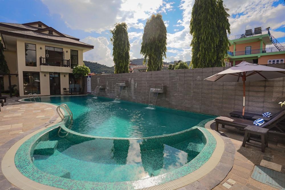 Atithi Resort Spa In Pokhara Hotel Rates Reviews On Orbitz