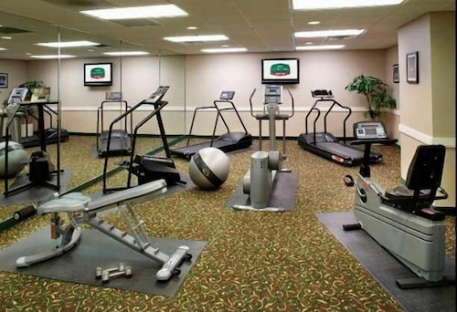 Fitness Facility, Courtyard Columbus New Albany