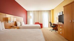 Ropa de cama hipoalergénica y colchones con acolchado adicional