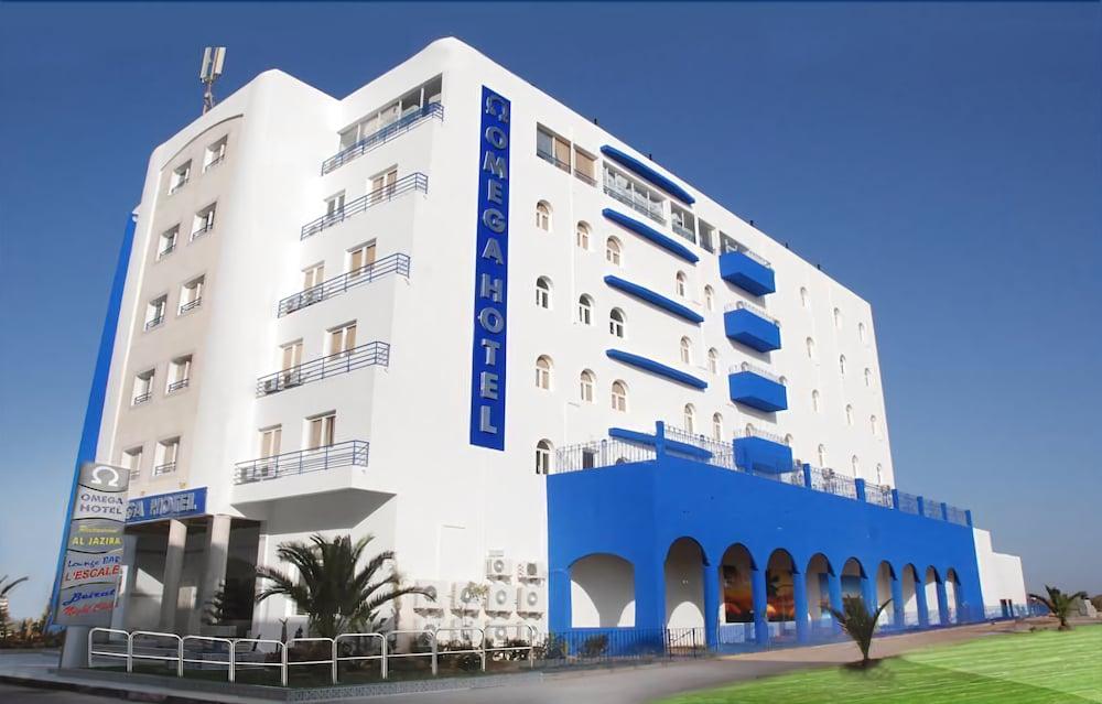 Omega Hotel Agadir Agadir Hotelbewertungen 2019 Expedia De