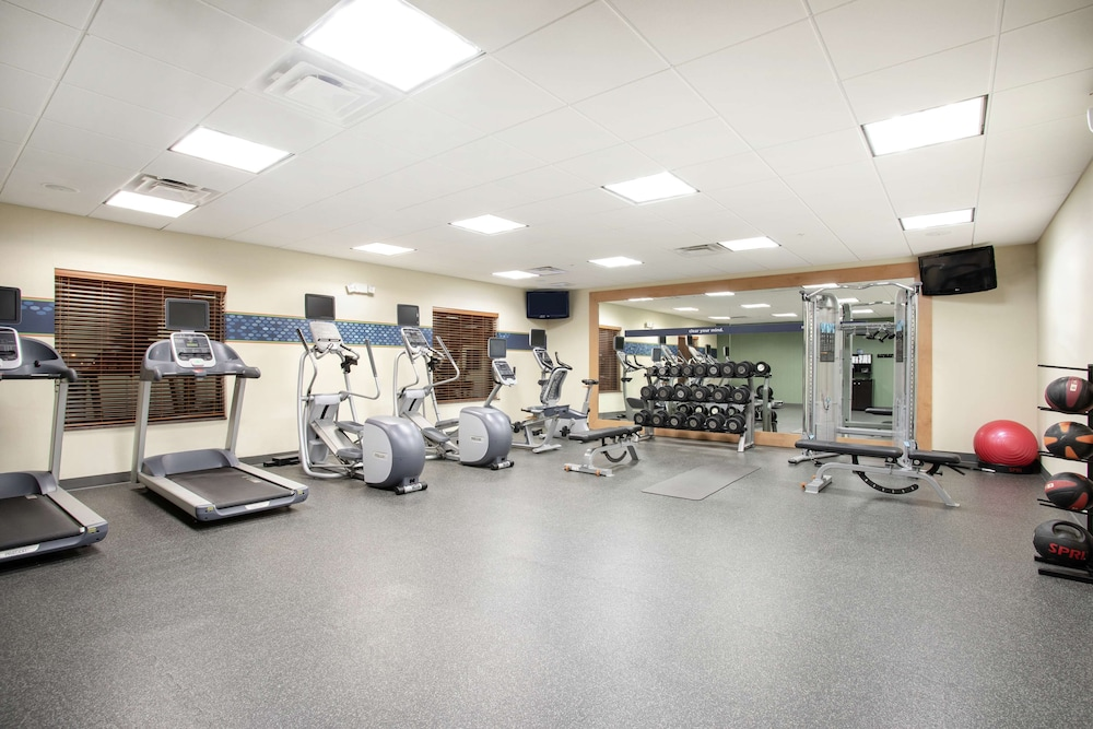 Fitness Facility, Hampton Inn & Suites Denver/South-RidgeGate