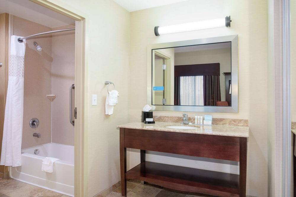 Bathroom, Hampton Inn & Suites Denver/South-RidgeGate