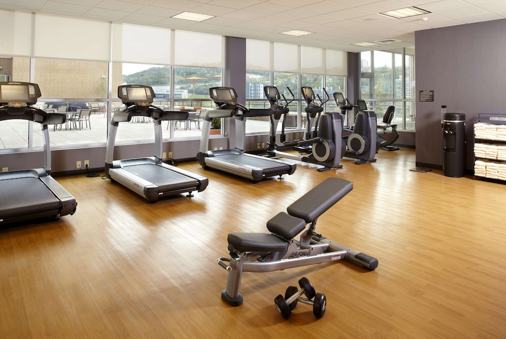 Fitness Facility, HYATT house Pittsburgh-South Side
