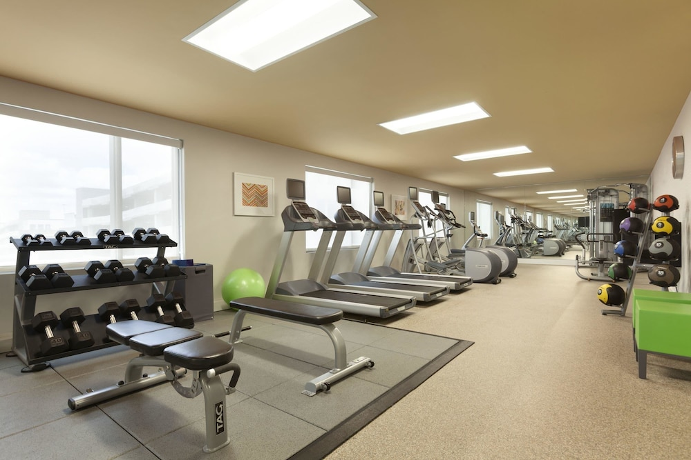 Fitness Facility, The Alexander