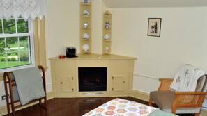 Individualmente decorados, individualmente mobiliados, escrivaninha