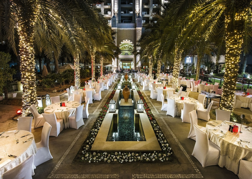 Outdoor Wedding Area, Fairmont The Palm