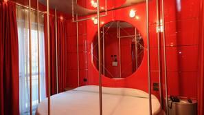 Ameublement personnalisé, rideaux occultants, Wi-Fi gratuit