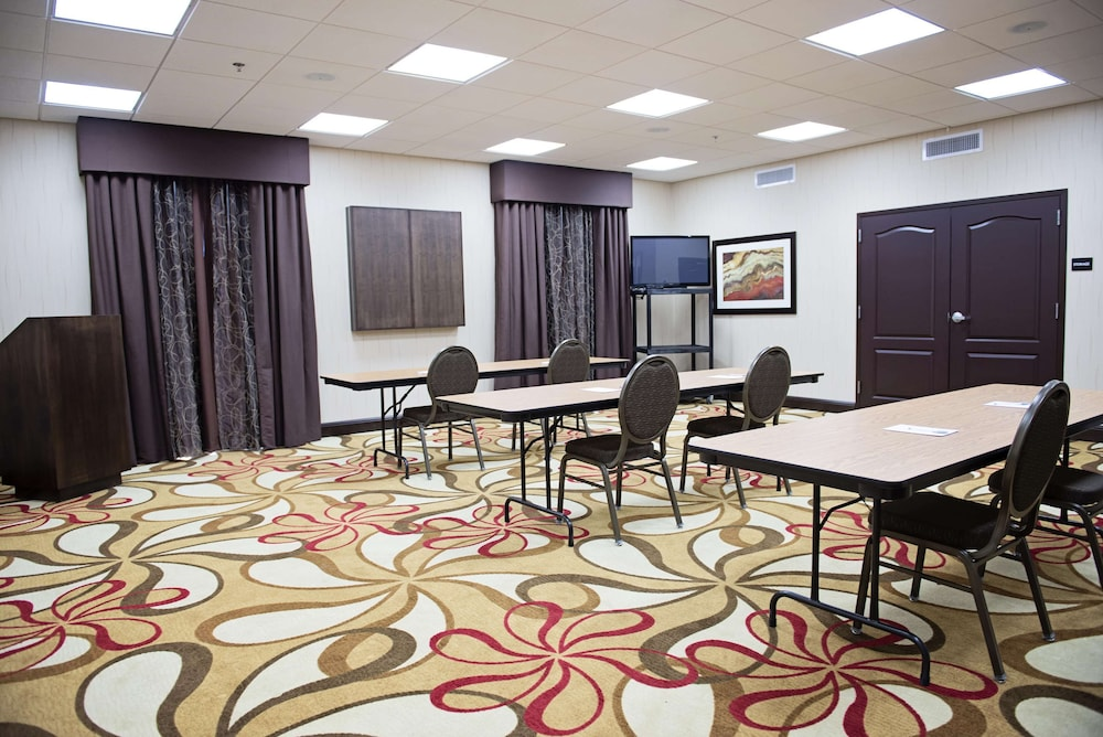 Meeting Facility, Hampton Inn & Suites Hope