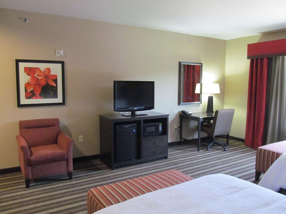 Room, Hampton Inn & Suites Hope