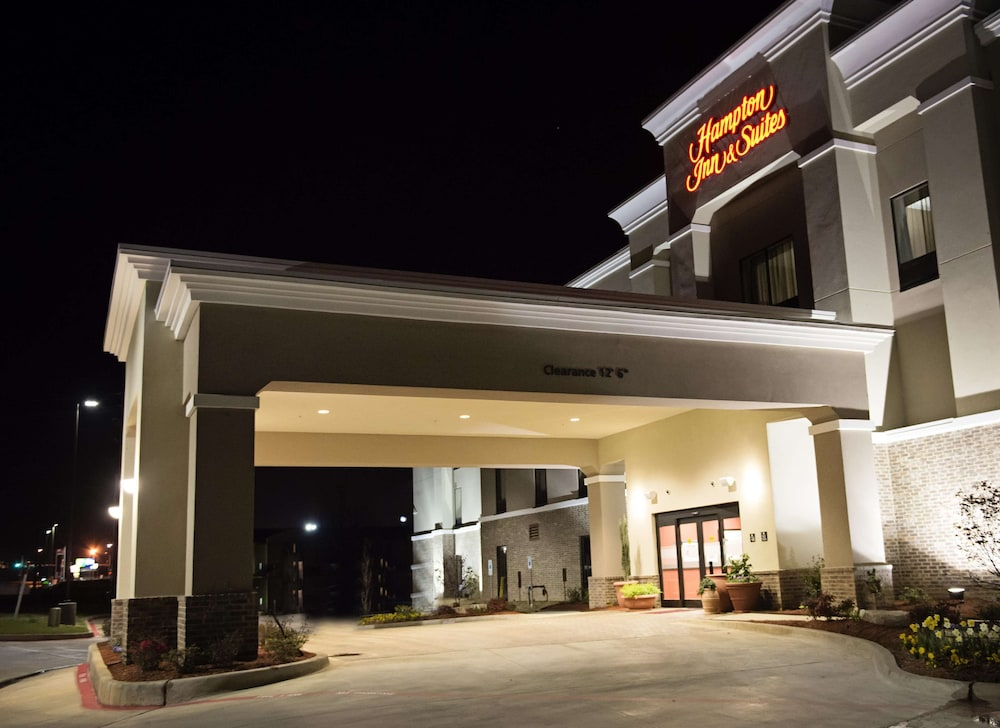 Exterior, Hampton Inn & Suites Hope