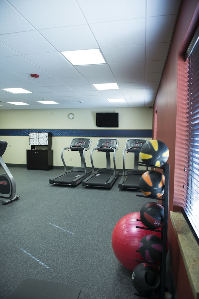 Fitness Facility, Hampton Inn & Suites Hope
